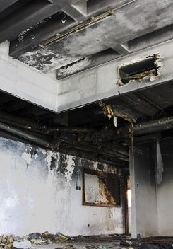 After a Fire - Soot Damage Repair in Brooklyn, NY